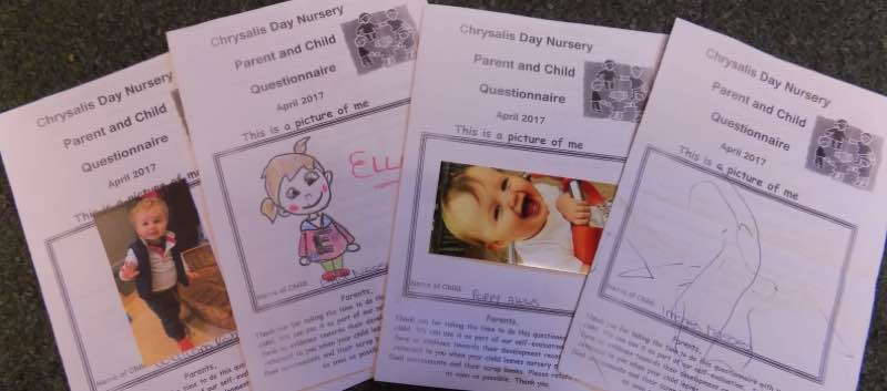 Parent and Child Questionnaires