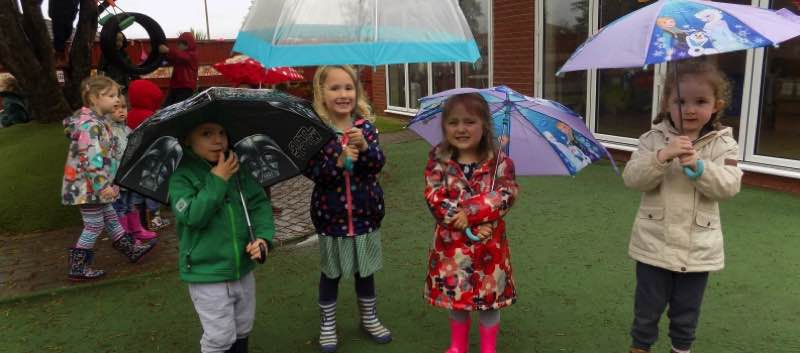Pre-School Welly Week
