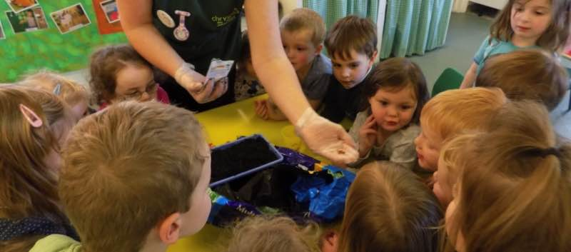 Science & Engineering Week – Butterflies & Pre-school