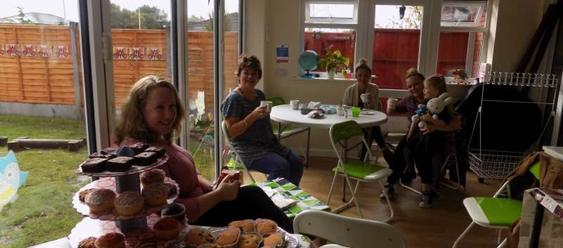 Macmillans Coffee Morning
