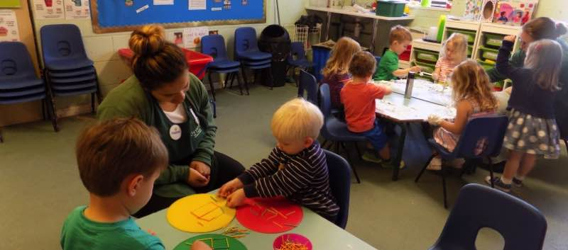 Learning Through Play!!!
