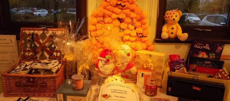 Children in Need Raffle