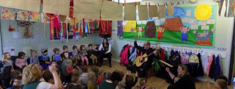 Easter Sing-a-Long With Jeremy