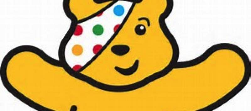 Grand Total For Children in Need!