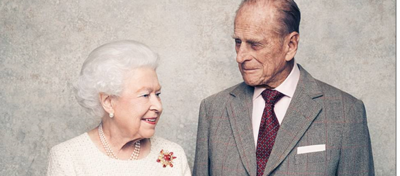 70th  Wedding Anniversary for H.M. Queen and Prince Philip