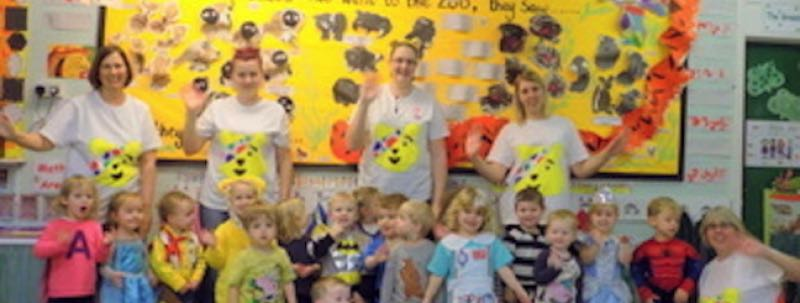 Children Have Had A Fantastic Children In Need Day
