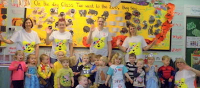 Children In Need – Look How Much We've Raised