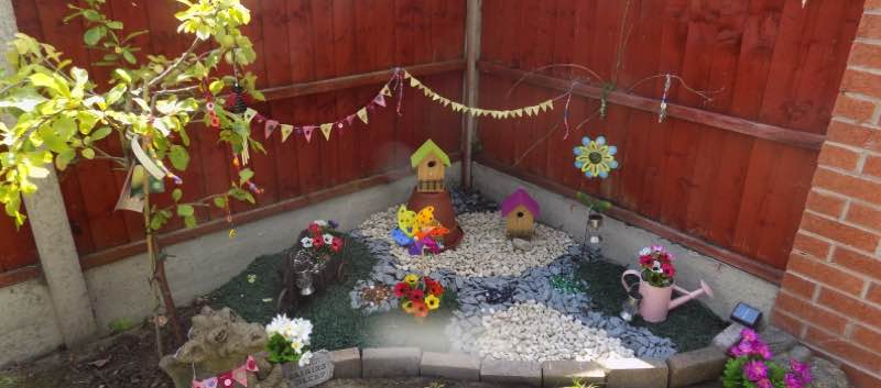 The Children's Fairy Garden