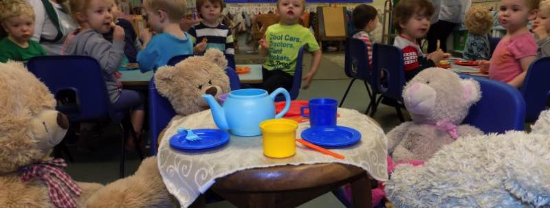 Picnic for Pudsey!