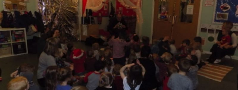 A Very Special Christmas Sing-a-long With Jeremy