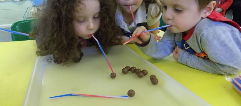 Budding Scientists and Engineers in Pre-school
