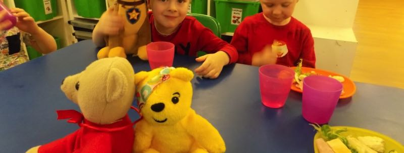 Picnic With Pudsey!