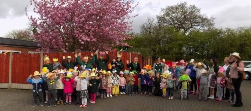 Easter Hat Parade 2017